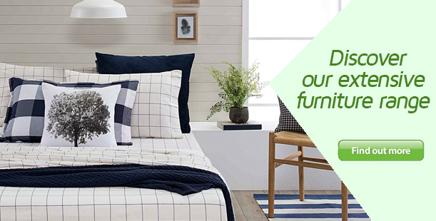 Discover our new range of Furniture